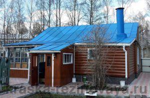 резиновая краска для оцинкованной крыши