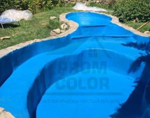 Резиновая краска гидроэзоляция