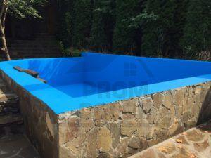 Бетонный бассейн в г. Нальчик